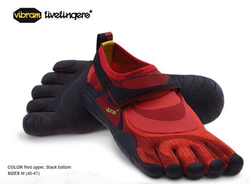 Best Five Finger Shoes