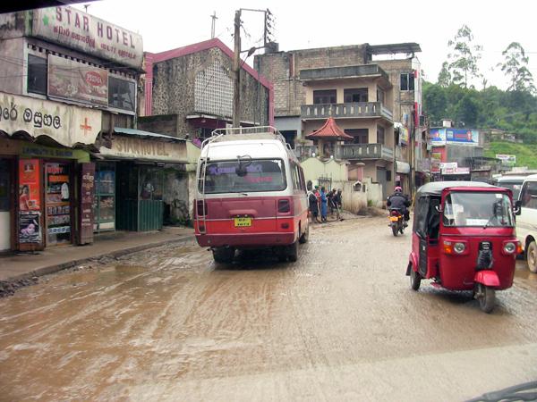 Sri Lankan Road