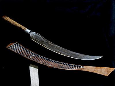 Atayal Sword