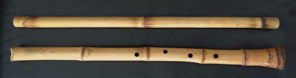 Gyokusui 2.4 & Kali Stick