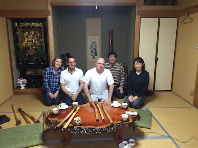 Gyokusui's House