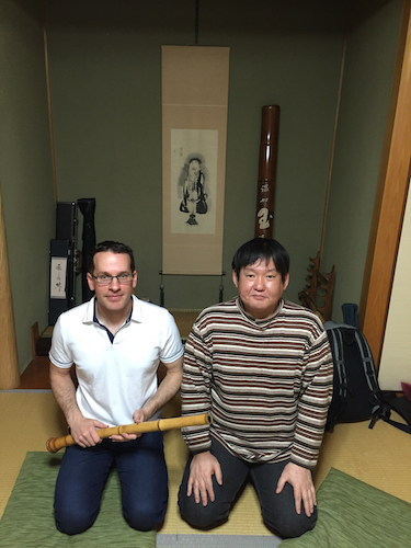 Myself and Gyokusui III